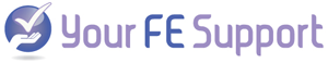 Your FE Support logo